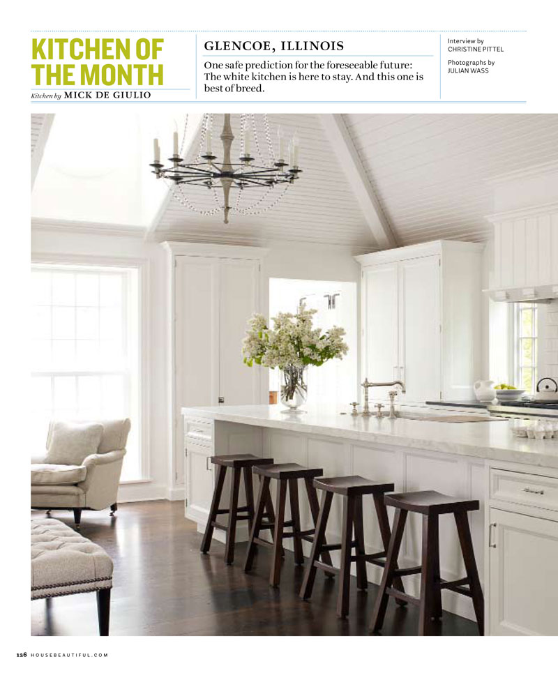 House Beautiful, Kitchen Of The Month   Page 1 ...