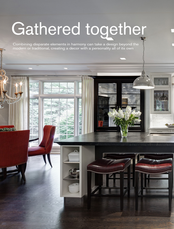 Kitchen Trends, Gathered Together - Page 1