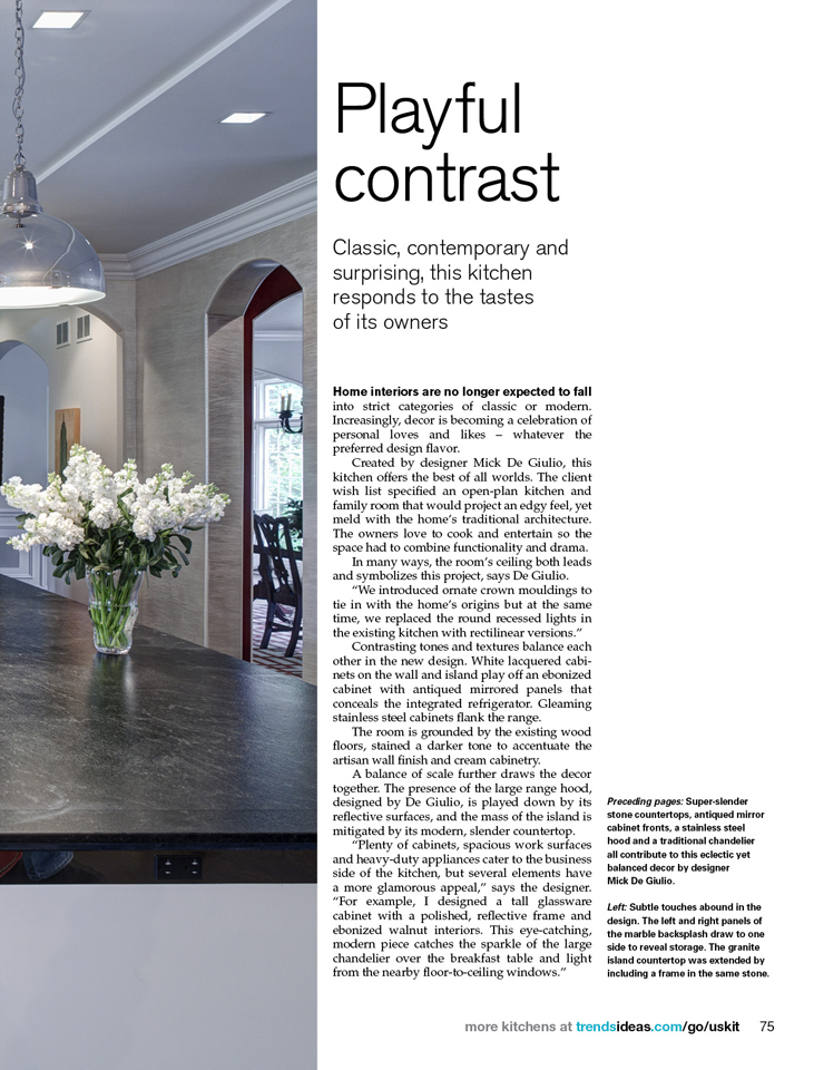 Kitchen Trends, Gathered Together - Page 4