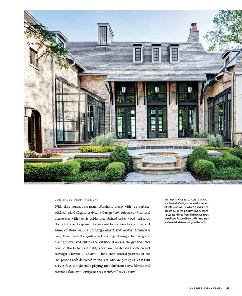 Luxe Magazine, Liquid Asset - Page 6
