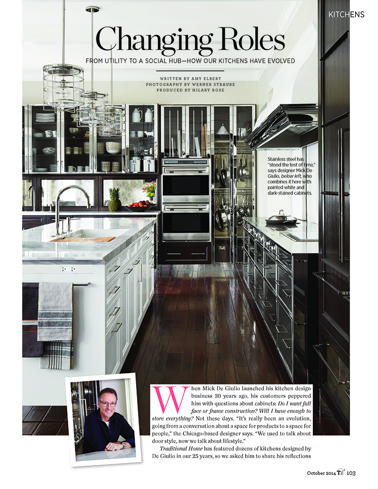Traditional Home, Changing Roles - Page 1