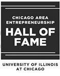 <p>University of Illinois, Chicago Area Entrepreneurship Hall of Fame</p>
