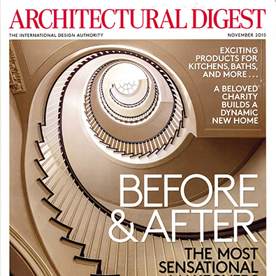 Architectural Digest, Mick De Giulio Creates the Ultimate Kitchen for a Coppola Family Palazzo in Southern Italy
